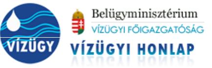 adatok forrása: www.vizugy.hu