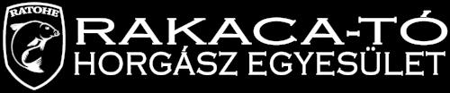 RATOHE - Rakaca-tó Horgász Egyesület